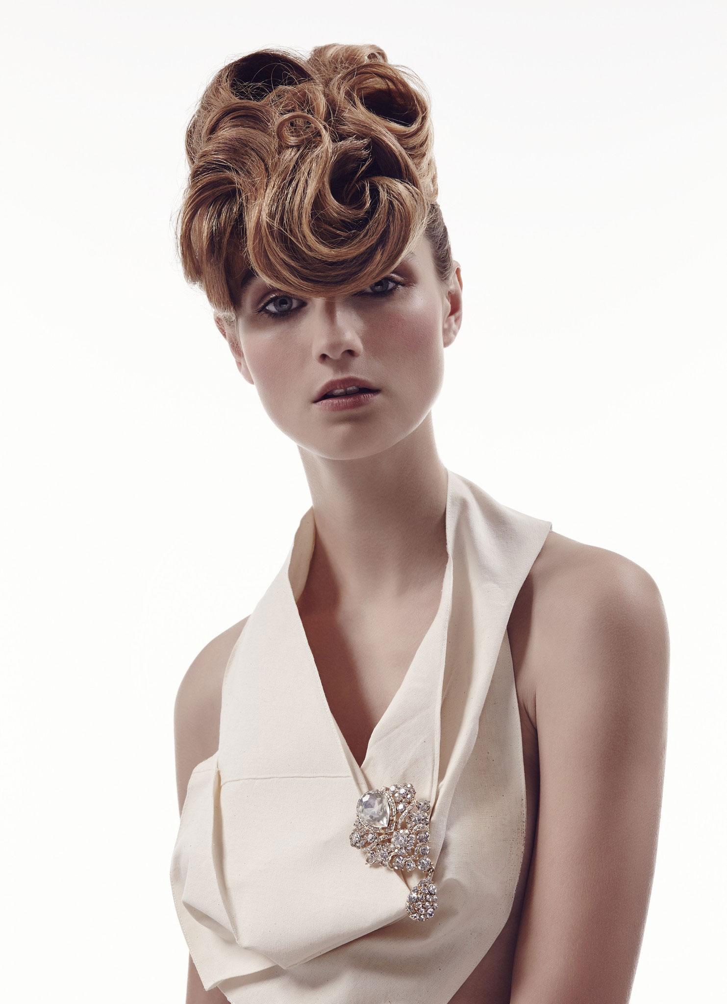 Stylizacje Fryzury ślubne Hair Beauty Roman Kraków