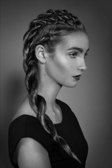 hair: Edyta Bednarska